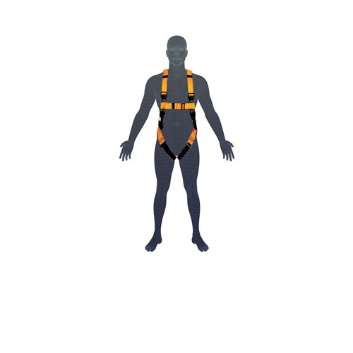 LINQ Essential Harness - Maxi (XL-2XL)