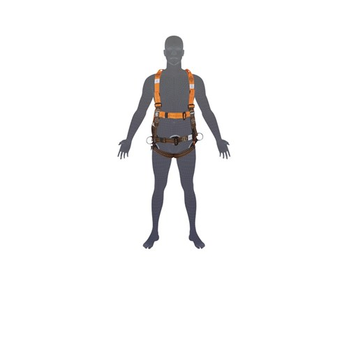 LINQ Tactician Multi-Purpose Harness - Maxi (XL-2XL)