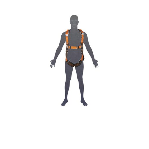 LINQ Elite Riggers Harness- Maxi (XL-2XL) cw Harness Bag (NBHAR)