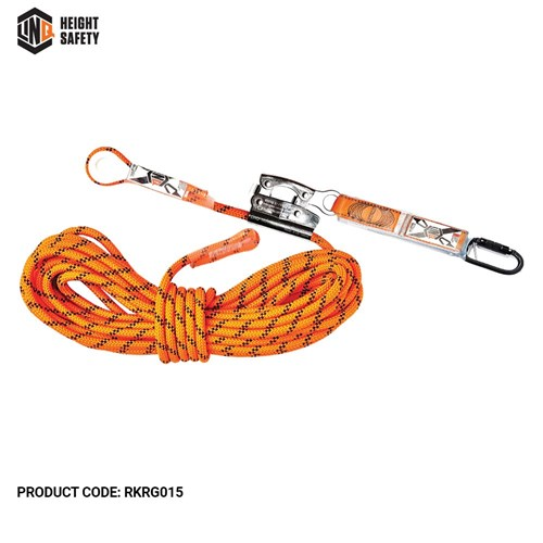 LINQ Essential Basic Roofers Harness Kit in Round Bucket