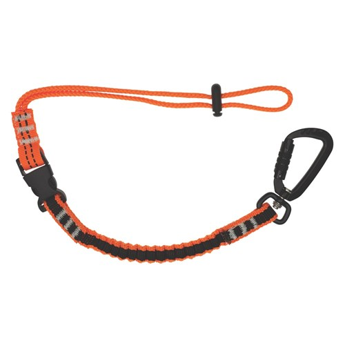 LINQ Tool Lanyard With Double Action Karabiner & Detachable Tool Strap