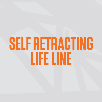 Self Retracting Life Line